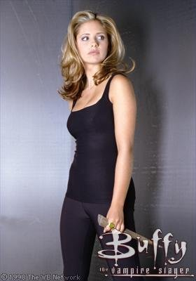 buffy, a caça-vampiros wallpaper possibly with a leotard, a coquetel dress, and a bustier, bustiê titled Buffy