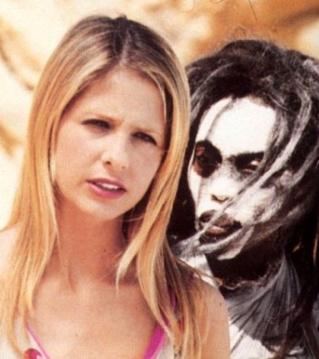 Buffy & first slayer