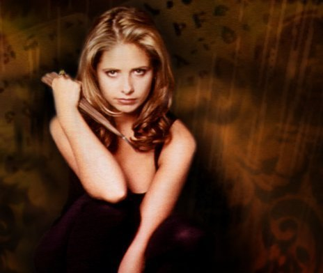 Buffy the Vampire Slayer achtergrond titled Buffy ( season 1)