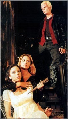 Buffy vs.Dru & Spike