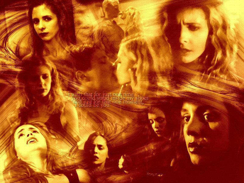 Buffy vs Faith