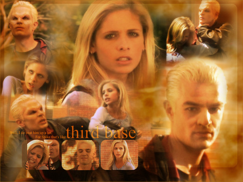 Buffy vs Spike