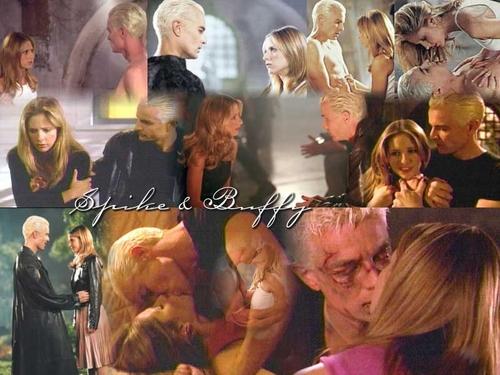 BuffySpike پیپر وال Season 5