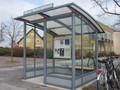 Bus Stop in Sweden