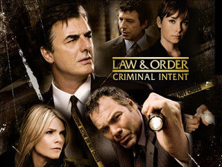 Law & Order: CI wallpaper with a business suit entitled CI