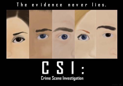 CSI: The Evidence Never Lies