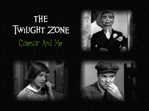 Caesar And Me - the-twilight-zone Wallpaper