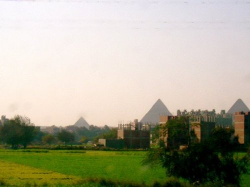 Cairo and Giza