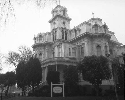 California Governor's Mansion