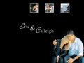 Calleigh & Eric - csi-miami wallpaper