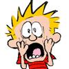 Calvin & Hobbes photo entitled Calvin & Hobbes