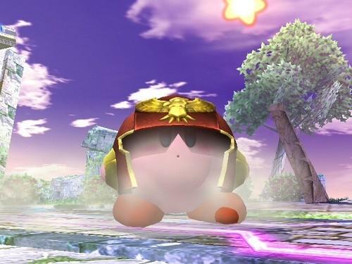 Captain 鹘, 猎鹰 Kirby