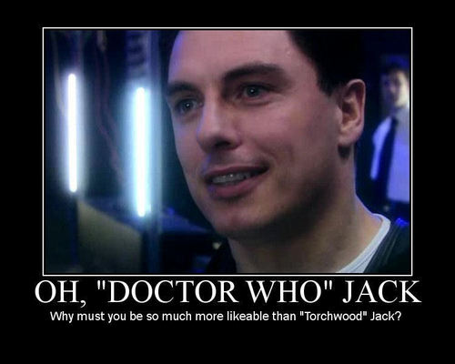 Captain Jack Harkness  - captain-jack-harkness Photo