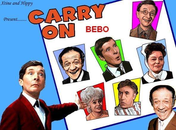 Meet Carry On Gang!