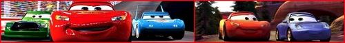 Disney Pixar Cars Foto entitled Cars Banner