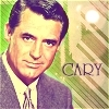 Cary Grant photo containing a portrait titled Cary Grant