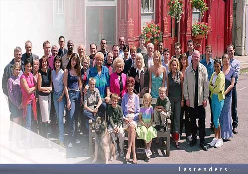 Eastenders wallpaper probably with a jalan, street entitled Cast