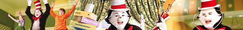 Cat in the Hat banner