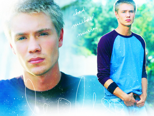 Chad Michael Murray karatasi la kupamba ukuta probably containing a hot tub and a water called Chad Michael Murray