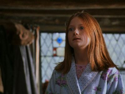 "Chamber of Secrets - Ginevra ""Ginny"" Weasley Photo (868306 ..."