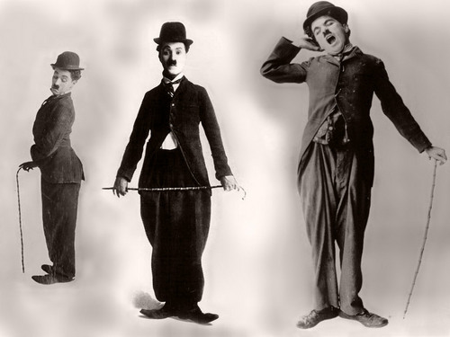 Classic Movies wallpaper possibly containing a well dressed person, a surcoat, and a tabard called Charlie Chaplin