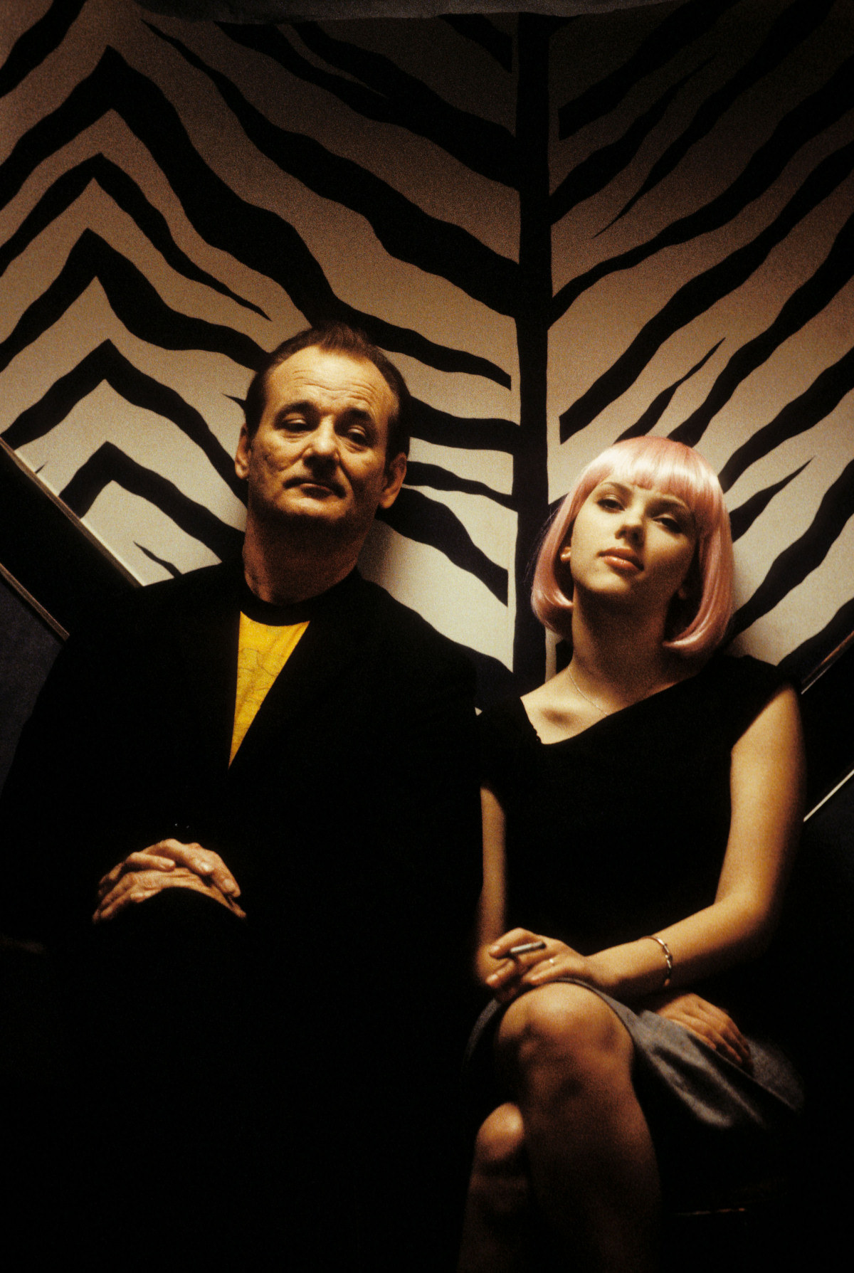 Charlotte & Bob - Lost in Translation Photo (1041674) - Fanpop