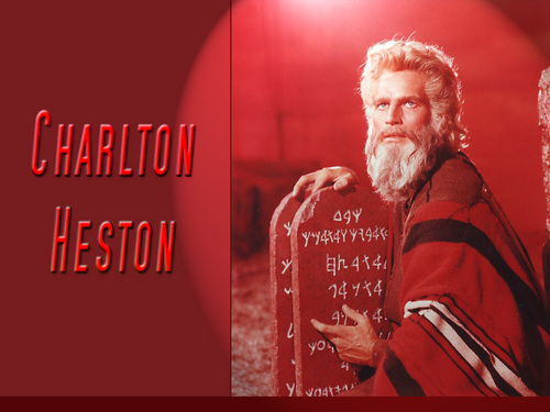 Charlton Heston - RIP