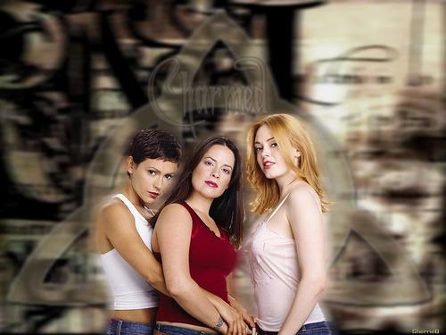 Charmed - Sisters Wallpaper
