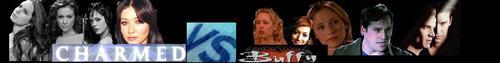 Charmed vs Buffy Banner
