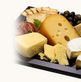 Cheese platter #2 - cheese photo