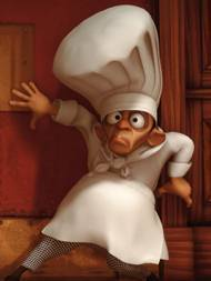 Chef Skinner - Ratatouille