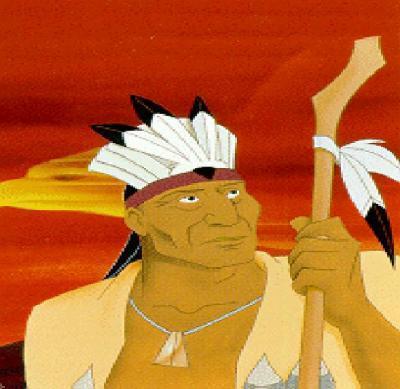 Chief Powhatan