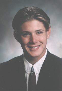 Jensen Ackles Hintergrund called Childhood Pics