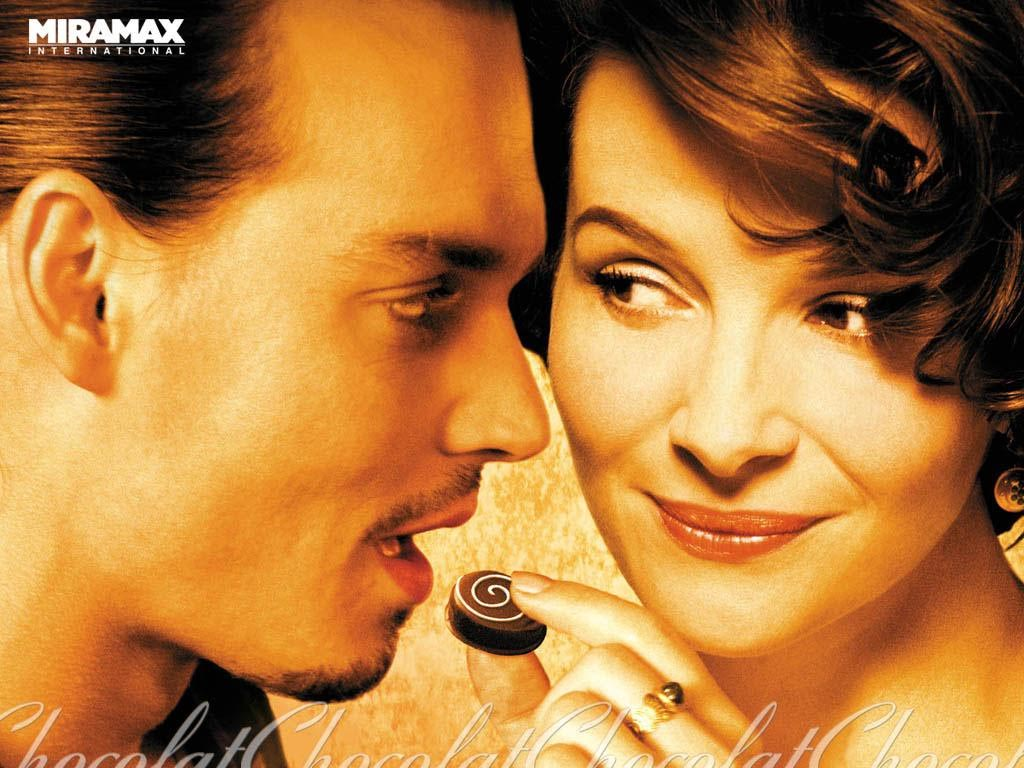 chocolat the movie A lenten film review looking at the movie 'chocolat' from 2000.