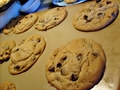 chocolat Chip biscuits, cookies