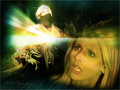 Chosen Buffy &amp; Spike - the-buffyverse wallpaper