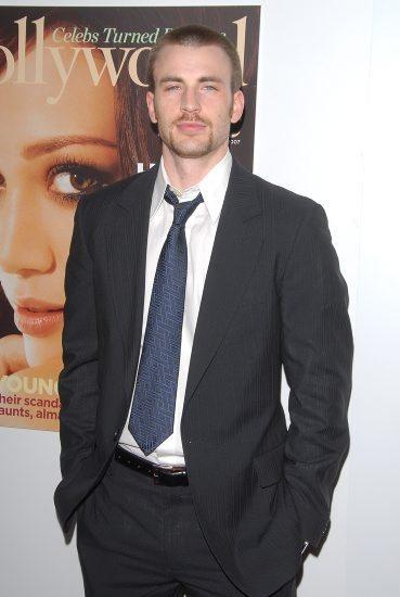 Chris Evans - Actors P...