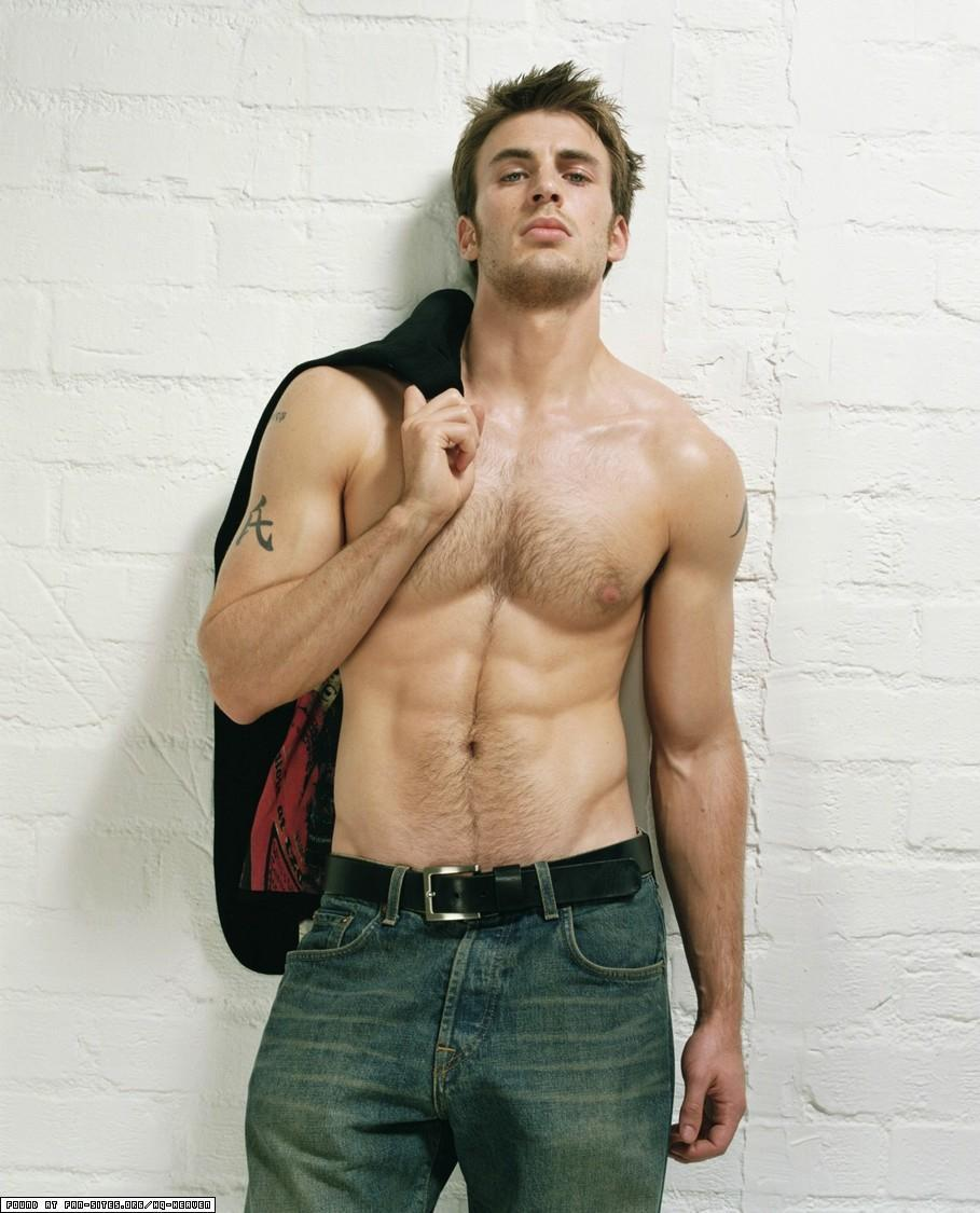 Chris Evans - Hottest ...