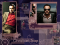 Christian - nip-tuck wallpaper