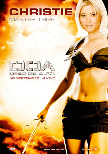 (Movie) Dead or Alive: Christie