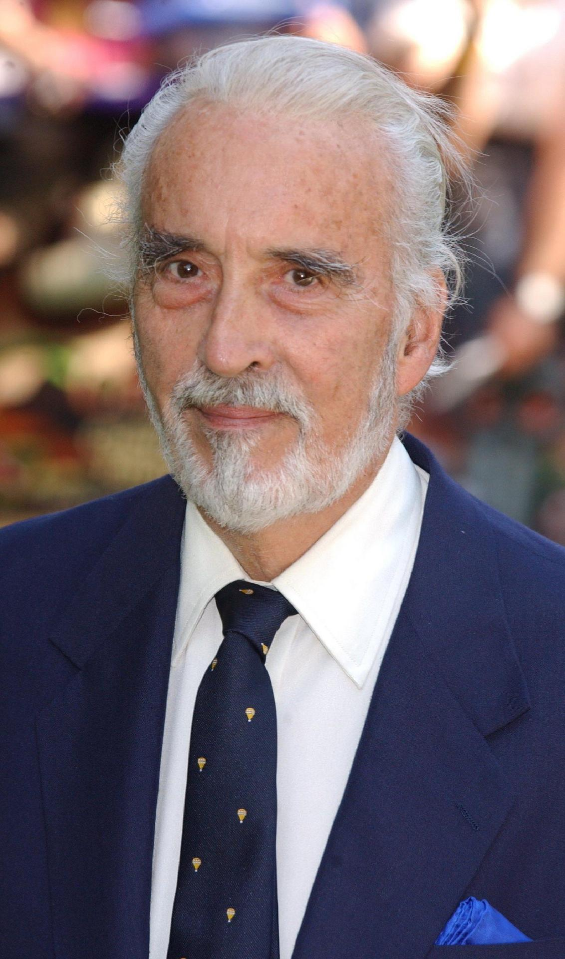 Christopher Lee - Images Gallery