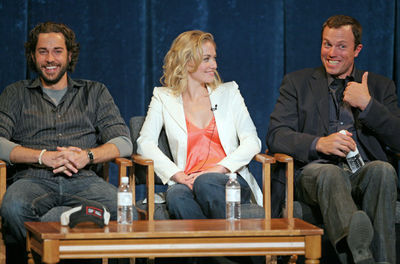 Chuck cast paley fest