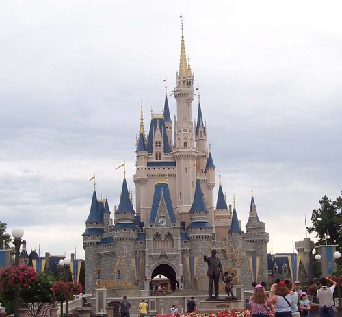 Cinderella Castle - walt-disney-world Photo