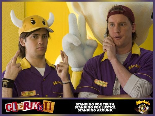 Clerks2 wallpaper Elias Randal