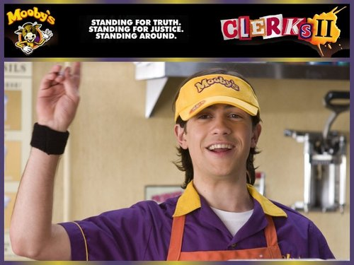 Clerks 2 Wallpaper: Elias