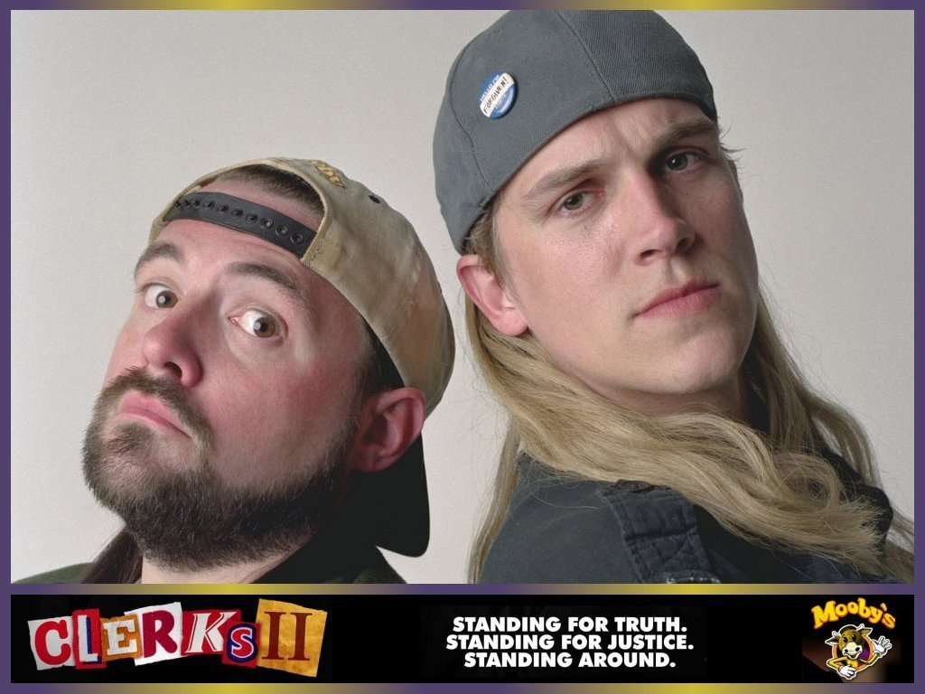 Clerks images Clerks 2 Wallpaper: Jay \u0026 Bob HD wallpaper and