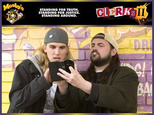 Clerks 2 Wallpaper: جے & Bob