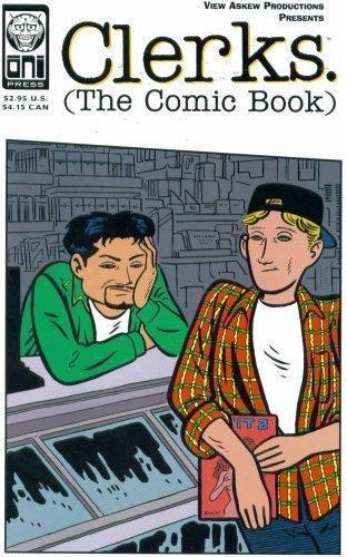 Clerks Comic Books