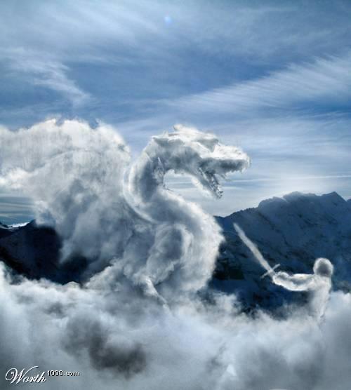 बादल Dragon