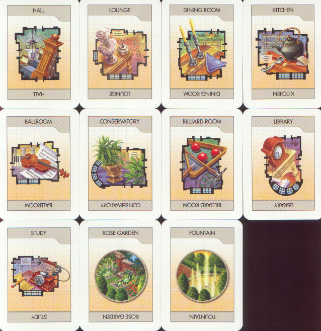 It's just a photo of Exhilarating Printable Clue Game Cards